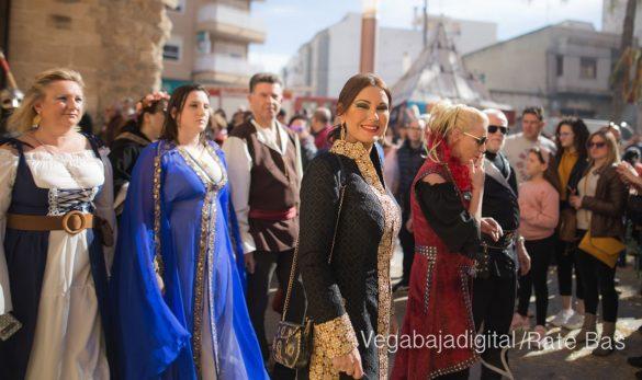 La Armengola pregona el Mercado Medieval de Orihuela 22