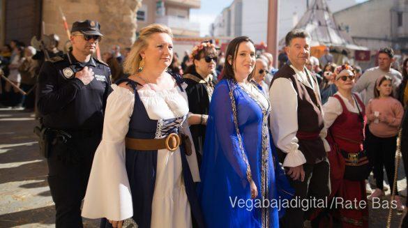 La Armengola pregona el Mercado Medieval de Orihuela 23