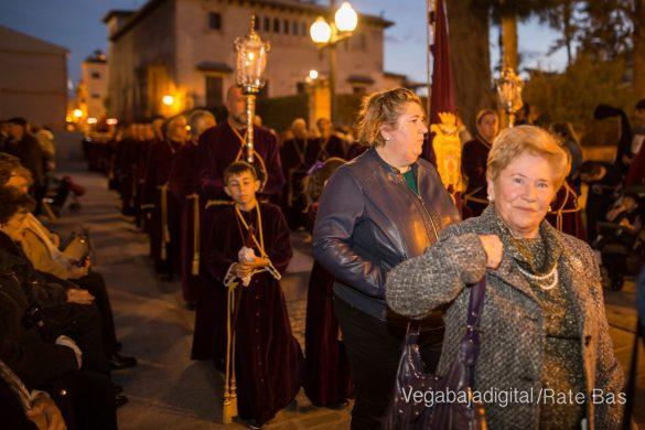 Nuestro Padre Jesús de Orihuela regresa a su camarín 35