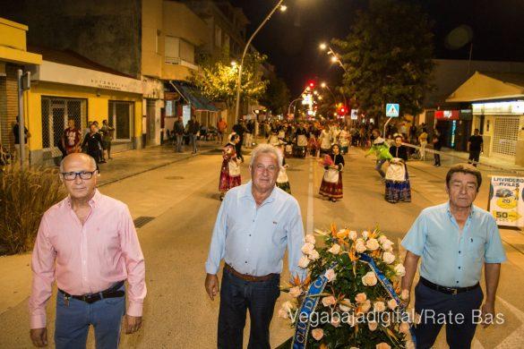 Ofrenda floral en Pilar de la Horadada 38