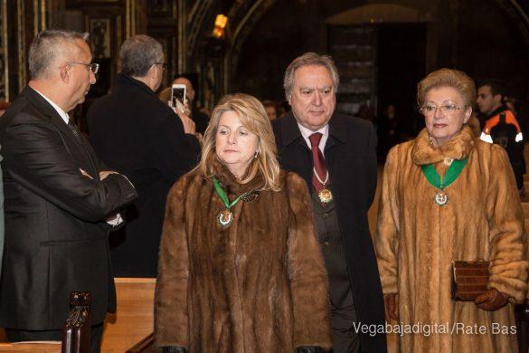 La Real Orden de San Antón celebra su acto institucional 20