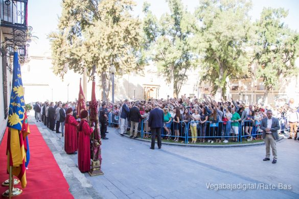 Los Reyes Felipe y Letizia visitan Orihuela 17