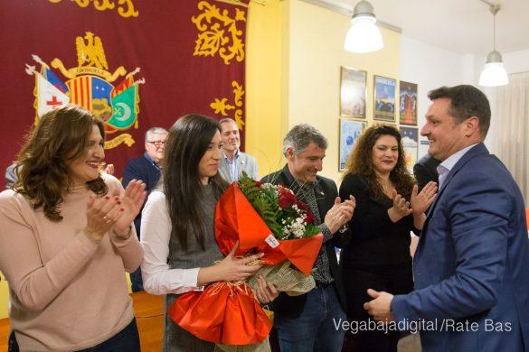 Emoción y alegría en el nombramiento de Elisa Gil como Armengola 2020 27