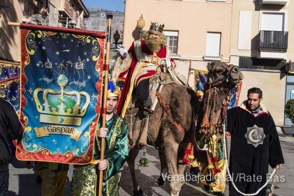 Los Reyes Magos se reencuentran con los niños de Orihuela 18