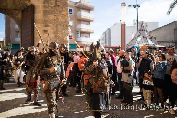 La Armengola pregona el Mercado Medieval de Orihuela 24