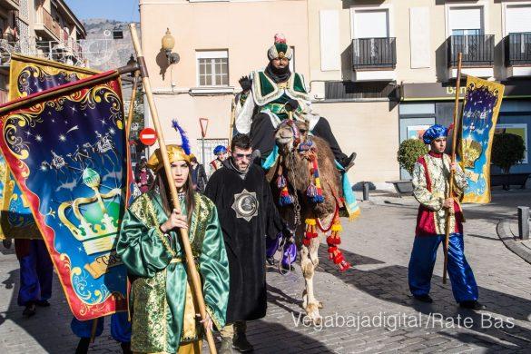Los Reyes Magos se reencuentran con los niños de Orihuela 19