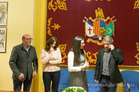 Emoción y alegría en el nombramiento de Elisa Gil como Armengola 2020 28
