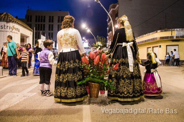 Ofrenda floral en Pilar de la Horadada 41