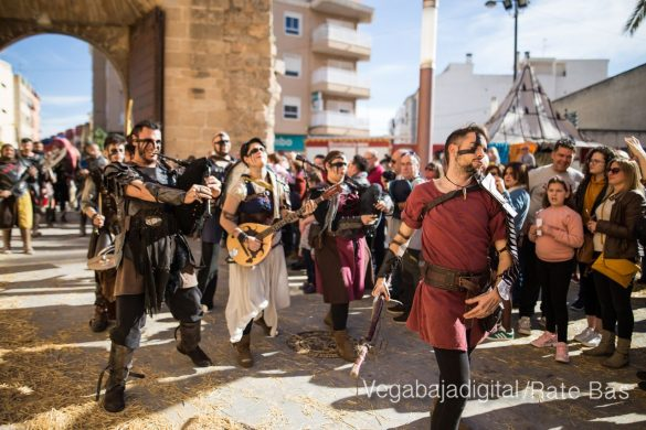 La Armengola pregona el Mercado Medieval de Orihuela 25