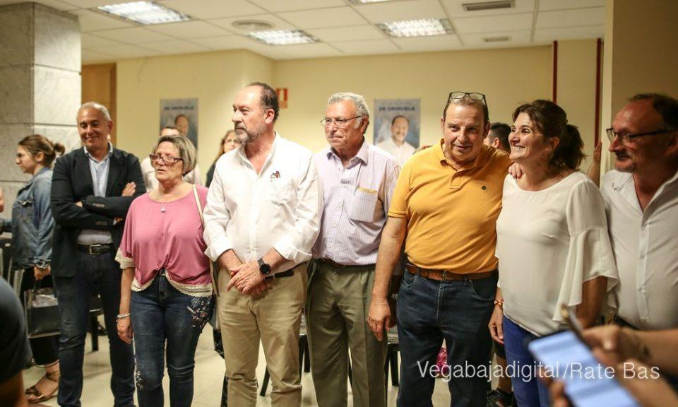 PP y PSOE bajan en Orihuela, suben C´s y Cambiemos e irrumpe Vox 6