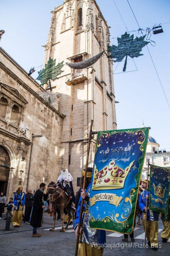 Los Reyes Magos se reencuentran con los niños de Orihuela 20