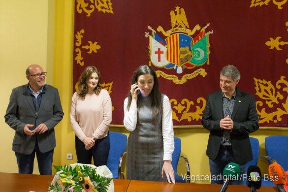 Emoción y alegría en el nombramiento de Elisa Gil como Armengola 2020 29