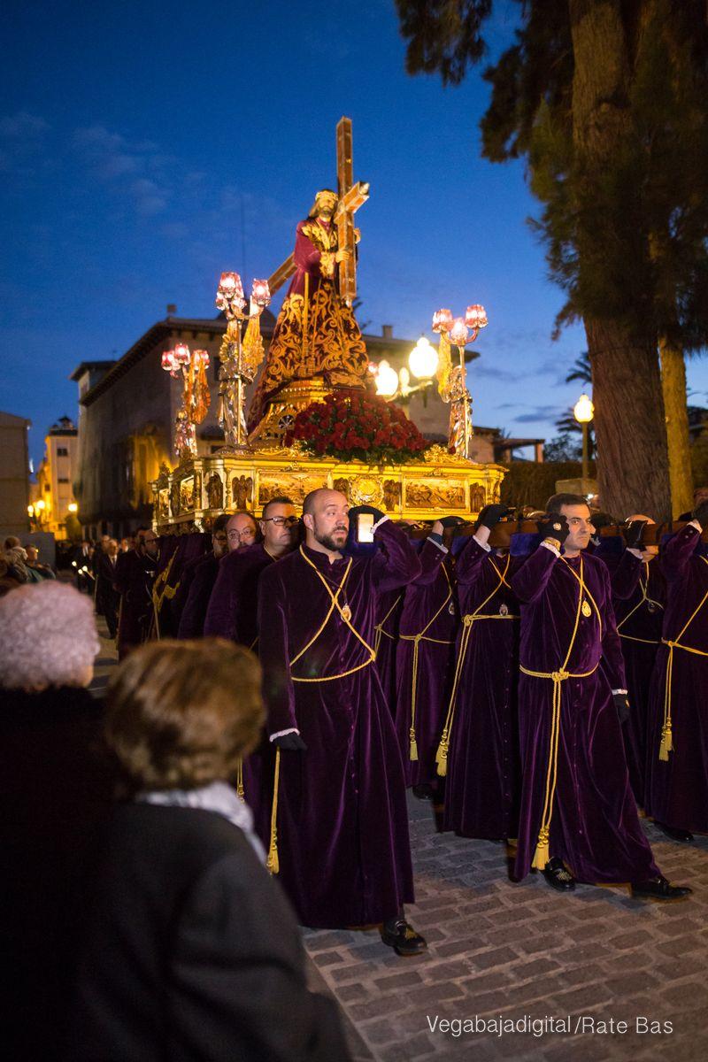Nuestro Padre Jesús de Orihuela regresa a su camarín 6