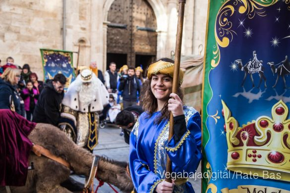 Los Reyes Magos se reencuentran con los niños de Orihuela 21