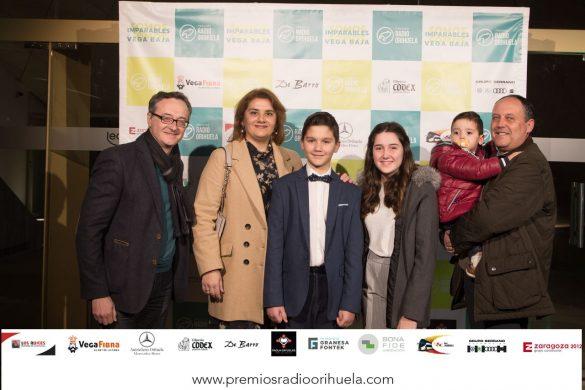 Emoción, diversión y magia en la II edición de los Premios Radio Orihuela 23
