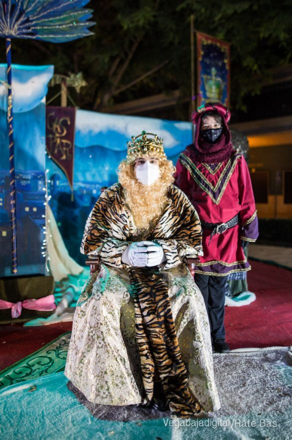 Los Reyes Magos llevan la ilusión a Guardamar del Segura 40