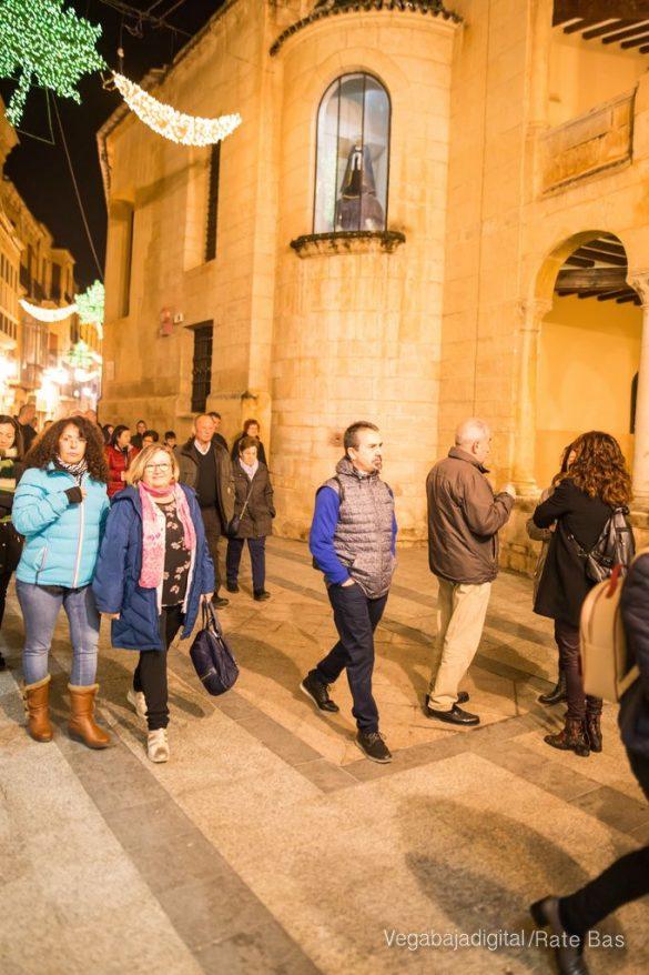 La Ruta de la Virgen de Monserrate se lleva a cabo meses después de la DANA 43