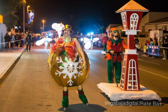 Papá Noel visita Orihuela Costa 36