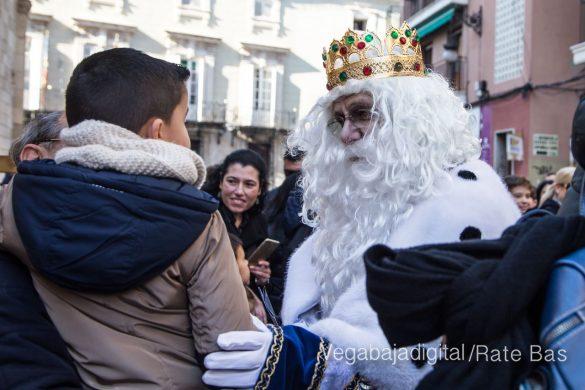 Los Reyes Magos se reencuentran con los niños de Orihuela 22