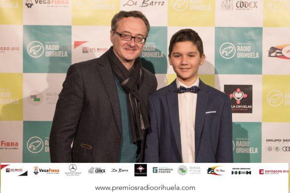 Emoción, diversión y magia en la II edición de los Premios Radio Orihuela 24
