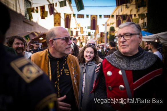 La Armengola pregona el Mercado Medieval de Orihuela 29