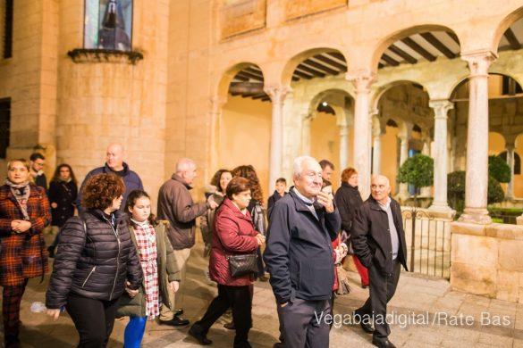 La Ruta de la Virgen de Monserrate se lleva a cabo meses después de la DANA 44