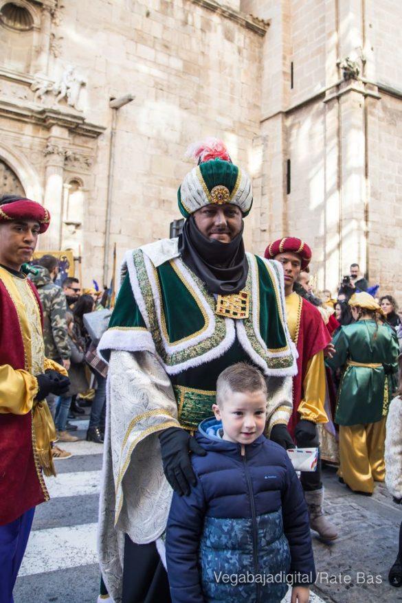 Los Reyes Magos se reencuentran con los niños de Orihuela 24