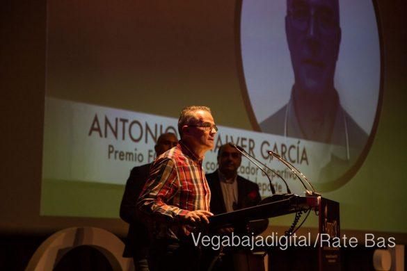 Más de 40 años siendo la voz del deporte comarcal 43