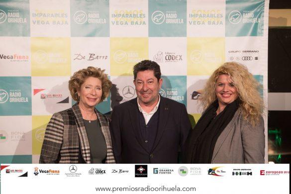 Emoción, diversión y magia en la II edición de los Premios Radio Orihuela 26