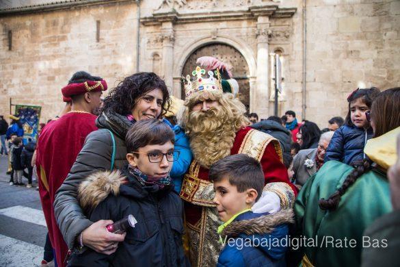 Los Reyes Magos se reencuentran con los niños de Orihuela 25