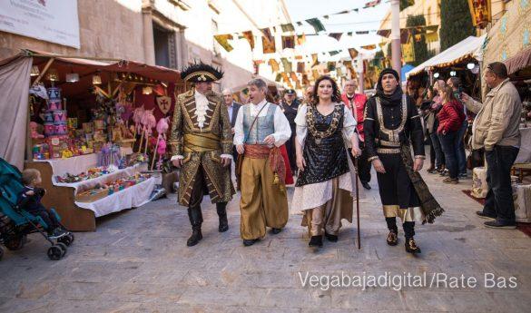 La Armengola pregona el Mercado Medieval de Orihuela 30