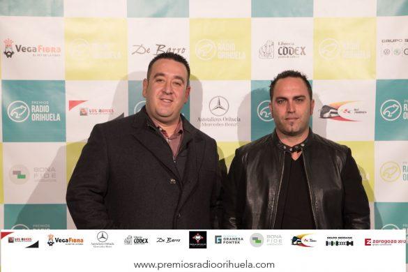 Emoción, diversión y magia en la II edición de los Premios Radio Orihuela 27