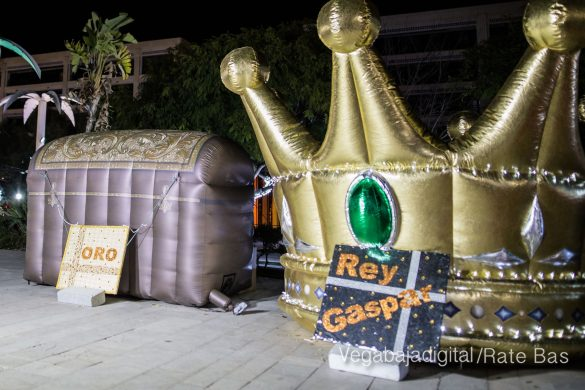 Los Reyes Magos llevan la ilusión a Guardamar del Segura 43