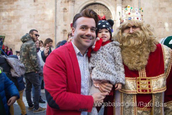 Los Reyes Magos se reencuentran con los niños de Orihuela 26