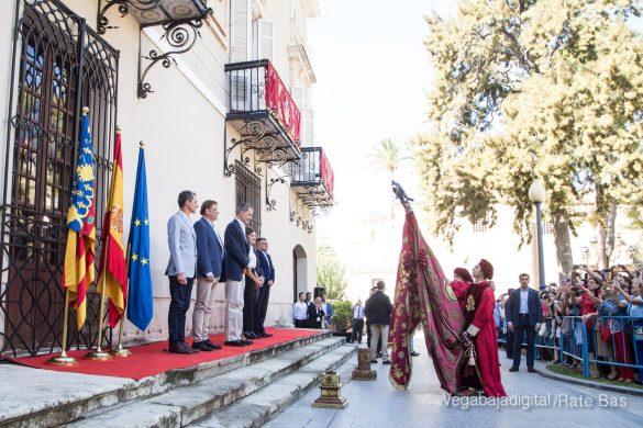 Los Reyes Felipe y Letizia visitan Orihuela 20