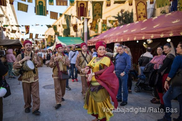 La Armengola pregona el Mercado Medieval de Orihuela 31