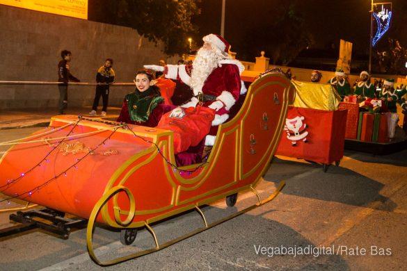 Papá Noel visita Orihuela Costa 41