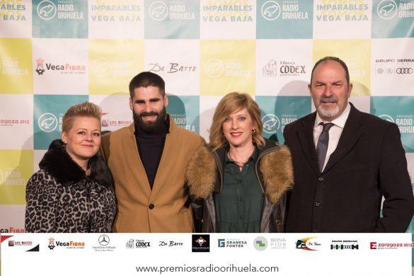 Emoción, diversión y magia en la II edición de los Premios Radio Orihuela 28