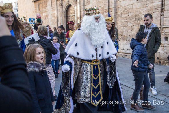 Los Reyes Magos se reencuentran con los niños de Orihuela 28