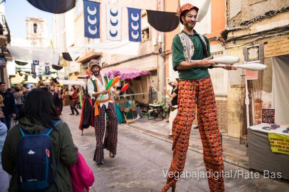 La Armengola pregona el Mercado Medieval de Orihuela 32