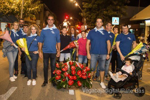 Ofrenda floral en Pilar de la Horadada 57