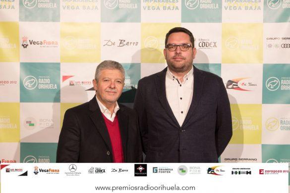 Emoción, diversión y magia en la II edición de los Premios Radio Orihuela 29