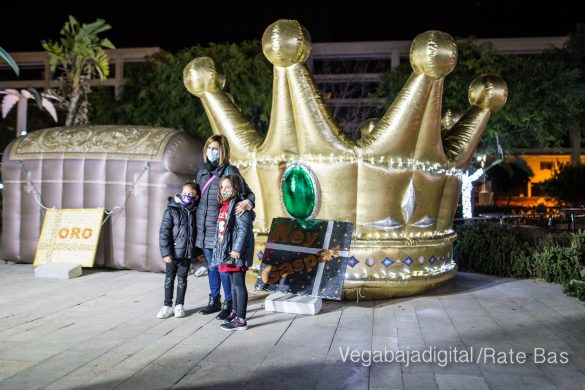 Los Reyes Magos llevan la ilusión a Guardamar del Segura 45