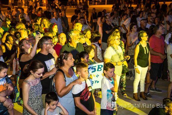 Imágenes del concierto The Troupers Swing Band en Orihuela Costa 23