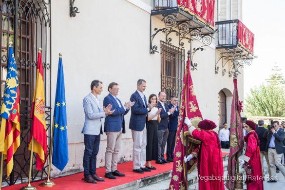 Los Reyes Felipe y Letizia visitan Orihuela 21