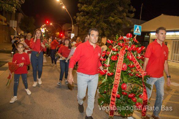 Ofrenda floral en Pilar de la Horadada 60