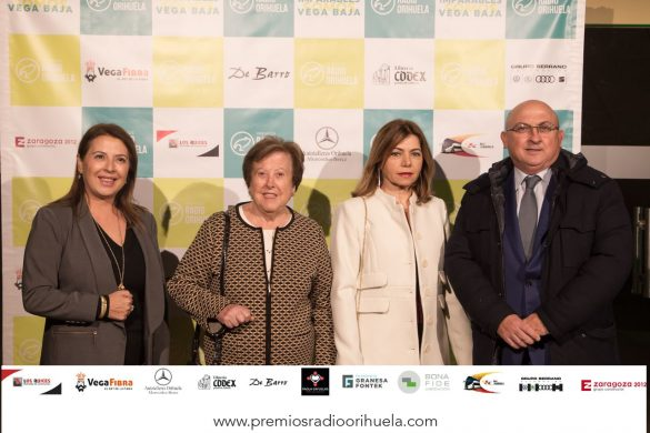 Emoción, diversión y magia en la II edición de los Premios Radio Orihuela 30