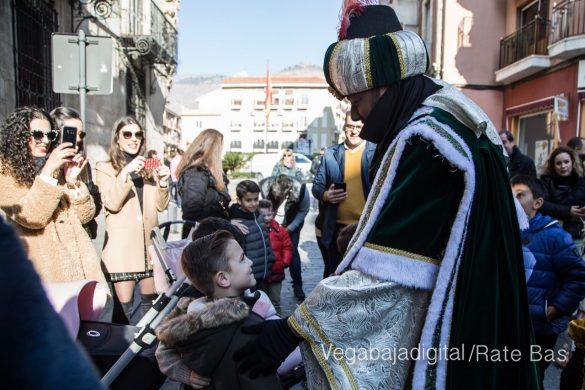 Los Reyes Magos se reencuentran con los niños de Orihuela 30