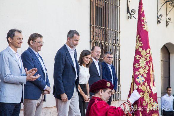 Los Reyes Felipe y Letizia visitan Orihuela 22