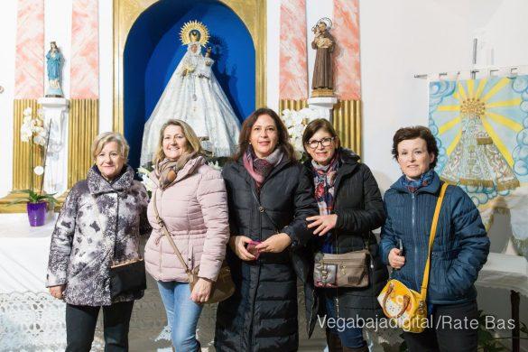 La Ruta de la Virgen de Monserrate se lleva a cabo meses después de la DANA 49
